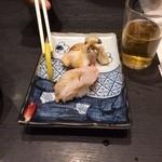春駒 - つぶ貝&生えび
