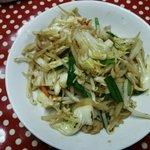大羊飯店 - 野菜炒め ¥350