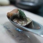 SALONE 2007 - 味覚の凝縮:牡蠣、青りんご