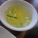 38507371 - 中華スープ