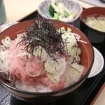 38507423 - 2015/05 ねぎとろ丼¥1,000