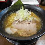 麺や 西や - 鶏魚介醤油(細麺)