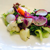ラ スカラ - 料理写真:サラダ