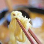 もちもちの木 - 中太麺