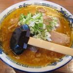 札幌らーめん 大心 - 味噌ももチャーシュー麺