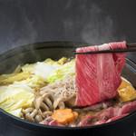有機野菜 しゃぶしゃぶ・すき焼き 龍八 -
