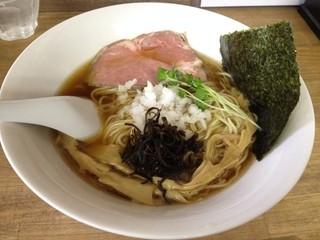 へべれ家 - へべれ家ラーメン(700円)