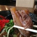 沖縄創作ダイニング 菜美ら - ●豚の三枚肉が美味~