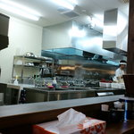 岩本屋 - 厨房