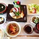和食茶房 風の彩 - 彩膳         1800円