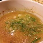 まっち棒 - つけ汁(つけ麺 味噌)