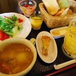 古民家レストラン 土佐水木 - 料理写真: