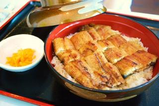 うなぎ屋源内 - ウナギ丼
