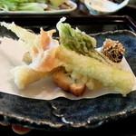 玉貴 - 山菜天婦羅