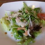 ブライヤゲート - シーフードサラダ