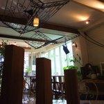 ガーデン&クラフツ カフェ - 天井