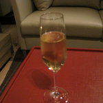 ANAインターコンチネンタルホテル 東京 - カクテルタイム シャンパン(ルイ・ロデレール)