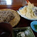 38531639 - 天ぷら蕎麦