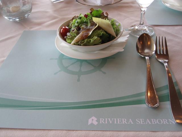 シーボニアクラブハウスレストラン - スモールサラダ