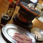 味覚園 - 料理写真:焼くべし焼くべし!
