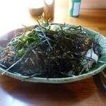 森のやまびこ - 料理写真:まぶし丼