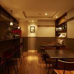 Kitchen AQUA - 店内