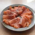 四季さかな - 鮭といくらの親子丼(鮭のみ)