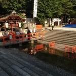 38535946 - 下鴨神社の御手洗池