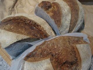 ブーランジェリー ドリアン 八丁堀店 - 3種のパン