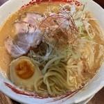38537183 - 味噌らーめん(¥780)5/31/2015