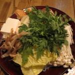 米澤牛DINING べこや - 野菜
