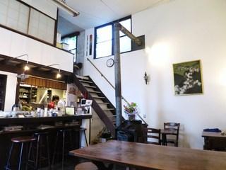 カフェ アリエ - 店内1