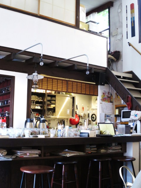 カフェ アリエ - 店内3