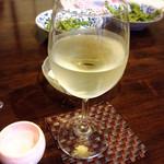 櫻井酒店 - 2015.5 白ワインと日本酒「古都」