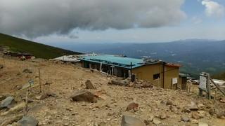 硫黄岳山荘 - 硫黄岳山荘