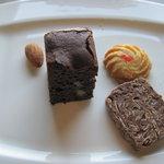 ANAインターコンチネンタルホテル 東京 - お茶菓子