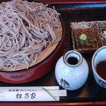 松乃家 - 二八蕎麦