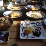 八景 - 朝食
