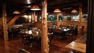 赤岳鉱泉 - 食堂