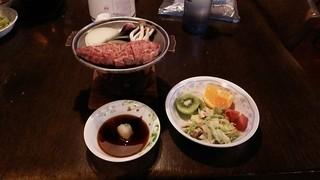 赤岳鉱泉 - 夕食