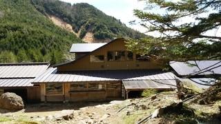 赤岳鉱泉 - 赤岳鉱泉