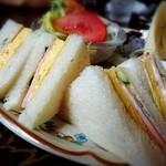 亜豆馬 - 料理写真:Bセット 600円