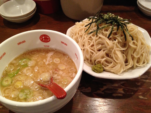 唐そば - つけ麺 大2.5玉(800円)