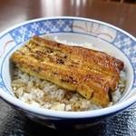鰻料理専門店 曳馬野 - 昼どん