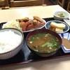 しろちゃん - 料理写真:これが「しろちゃん定食」なんと550円です