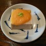 手打ち蕎麦  慶俊庵 - そば豆腐