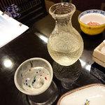 磯陣 - 郡山の地酒 「田村」 1000円