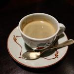 魯庵 - 2015.06 コーヒー