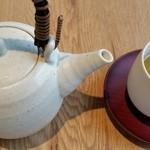 38555608 - 柳桜園さんのお煎茶