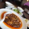 アオヤマ - 料理写真:陳麻婆豆腐定食